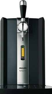 Philips HD3620/25 Perfect Draft Bierzapfanlage kl